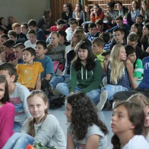 Schulgemeinschaft der Sandhofenschule
